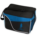 Blank CB6341 Cooler Bag, 600D Polyester, 11.5