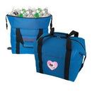 Custom CB8312 Insulated Picnic Cooler Bag, 600D Polyester, 14