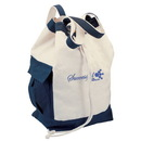 Blank E2308 Duffle Bag, 12 Ounce Cotton Canvas, 19.5