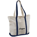 Blank E3105 Heavy Cotton Tote Bag, 18 Ounce Cotton Canvas, 19.5
