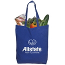 Blank E4691 Cotton Tote, 5.5 Ounce Cotton, 15.75