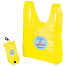 Custom F5269 Folding Tote In A Pouch, Lightweight 190T Polyester, 15.5