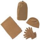Custom GP4737-C Flurry Fleece Set, Fleece Hat, Gloves And Scarf To Keep You Warm, 11