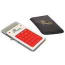 Custom M3830-C Sliding Calculator Alarm Clock, Pad 1C - 1.25