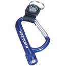 Blank M8208 Carabineer Light/Compass, Carabiner Light, 2