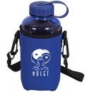 Blank N3066-C Large Neoprene Bottle Holder, Neoprene Insulated Water Bottle Holder, 3.5
