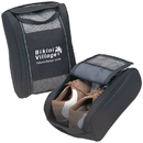 Custom P2988 Golf Shoe Bag, 1680D Polyester, 14