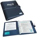 Custom P3627 Presentation Folder, Pvc Leatherette, 10.75