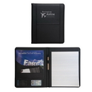 Blank SL8206 Notebook Padfolio, Pvc With 210D Inner Liner, 10