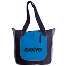 Custom TO4159 Polyester Shopper Tote, 600D Polyester, 13.5