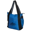 Custom TO8128 Boat Tote, 210D Polyester And Non Woven 120 Gram Polypropylene Accents, 17