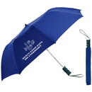 Blank UF301 Folding Umbrella, 190T Polyester Material With Sleeve, 21