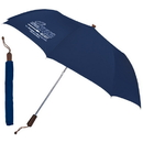 Blank UF304 Folding Umbrella, 190T Polyester, 24