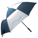 Blank UG804 Golf Umbrella, 190T Double-Layered Polyester, 30