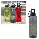 Custom WB8318 Tritan 780 Ml (26 Oz.) Water Bottle, Tritan Copolyester, 10.5
