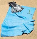 FIEL MFS60 Micro Suede Towel 30 x 60, Microfiber Dri-Lite Suede