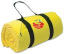 FIEL V70 Velour Pocket Towel, 100% Cotton Terry Velour