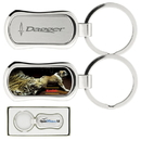 Custom The Silver Corsa Key Chain