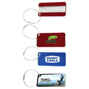 The Tremont Light Weight Aluminum Luggage Tag