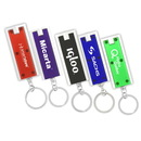 Custom Turbo Flashlight Key Chain, 3 3/4