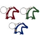 Custom Horse Head Bottle Opener, 1 1/2