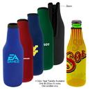 Custom Stubby Bottle Holder with Zipper