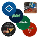 Custom Round Neoprene Coaster, 4