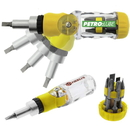 Custom Yellow 12 Pack Angled Screwdriver