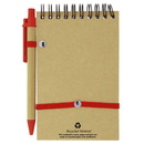 Custom Recycled Jotter Pad, 3 1/2