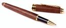Custom 3603-WALNUT - Impella Wood Rollerball Pen