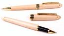 Custom 3713-MAPLE - Wooden Illusion Series Ballpoint & Rollerball Pen Set
