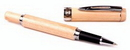 Custom 55903-MAPLE - Inforest Flat Top Wood Screw off Cap Rollerball
