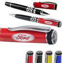 Custom 58613 - Itread Series Race Inspired Ballpoint Pen & Rollerball