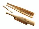 Custom BBWB-3701 - Pen in Solid Maple Baseball Box