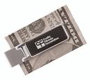 Custom CKMCBK - Imax Series - Black Checker/Silver Money Clip