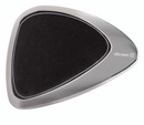 Custom GLMP - Insignia Black Leather Oblong Mouse Pad