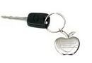 Custom K828 - Apple Key-Tag