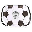 GameTime! Soccer Ball Drawstring Backpack