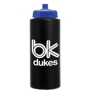 Custom 0393 - 32oz Sport Bottle with Push Pull Lid, 7 1/2h, 3 3/8