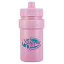 Custom 0395 - 16oz Mini Muscle Bottle with Push Pull Lid, 6 1/4