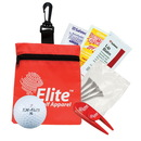 Custom 0663 - Golf and Suncare in A Bag Gift Set, with Divot Repair & Ball Marker