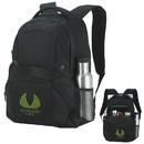 Custom 15626 Business Backpack, 600D Polyester, 9-7/8