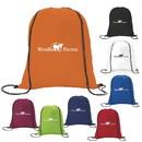 Custom 15660 Non-Woven Drawstring Backpack, Non-Woven Polypropylene