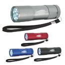 Custom 21059 Aluminum Flashlight, Aluminum, 3-3/8