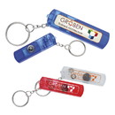 Custom 21065 Keylight with Whistle and Compass, PS (Polystyrene) Plastic