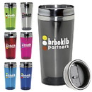 Custom 45065 Colored Acrylic Tumbler - 16 Oz., Acrylic and Stainless Steel