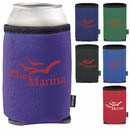 Koozie Custom 45082 Summit Collapsible Can Kooler, Polyester with Foam Backing