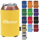 Koozie Custom 45231 Deluxe Collapsible Can Kooler, Vinyl with Foam Backing