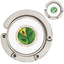 Custom 45876 Circular Purse Clip, Zinc Alloy, 1-3/8