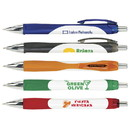 Custom 55316 Vista Pen, Plastic, 5-1/2